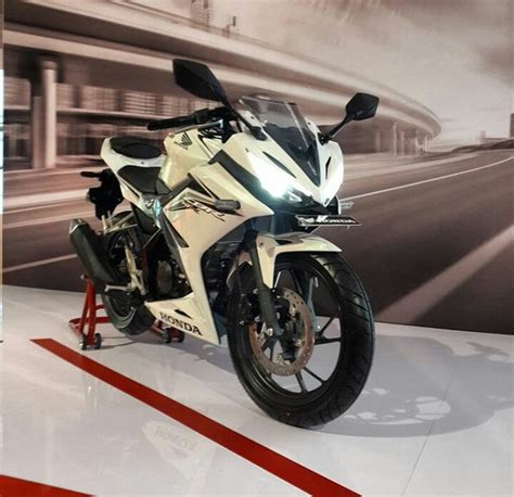 2016 honda cbr 150r launched in indonesia