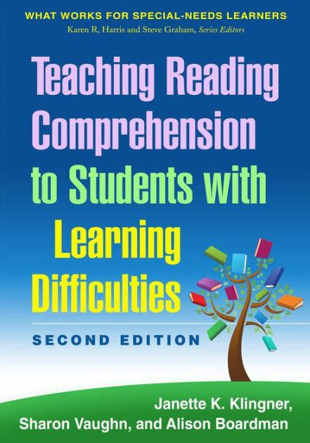 Teaching Reading Comprehension To Students With Learning Difficulties, 2e  Edition 2 By