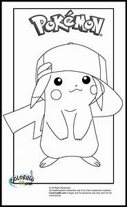 Pikachu Coloring Pages | Minister Coloring