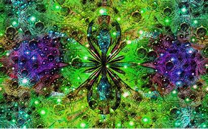 Abstract Trippy