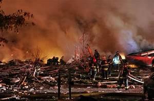 Big explosion in Indianapolis -- Chicago Tribune
