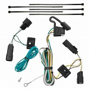Trailer Wiring Harness Kit For 09