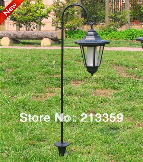 2014 newest free shipping for led outdoor solar garden