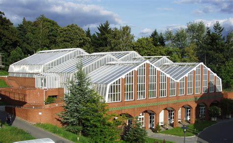 Haus Berlin Botanischer Garten by Neues Glashaus Bgbm