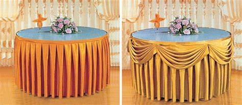 table cloth skirting design wholesale sale wholesale beautiful table skirt xy04