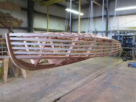 Wooden Boat Project by Project Gallery The Wooden Runabout Company