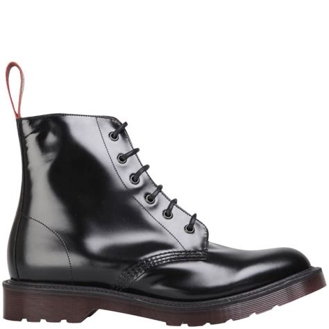 Dr Martens Madein Thailand dr martens made in s pietro leather low boots