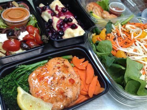 healthy food  meal delivery services  los