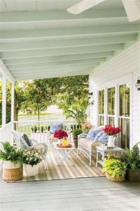 40, Best, Screened, Porch, Design, And, Decorating, Ideas, On