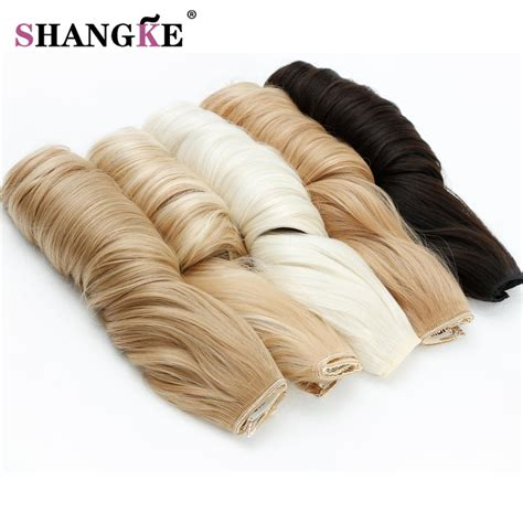 Buy Shangke 28 Long Wavy 5 Clip In Hair
