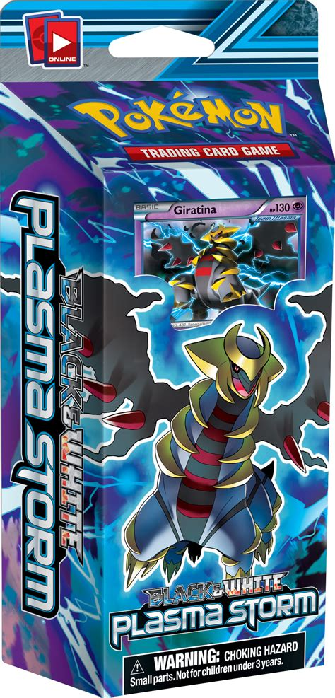 Bw Plasma Storm Plasma Shadow Theme Deck Pokemon
