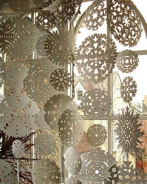 snowflakes  french doors christmas winter wedding
