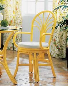 chaise en rotin avec accoudoirs brin d39ouest With meuble salle À manger avec chaise en promotion