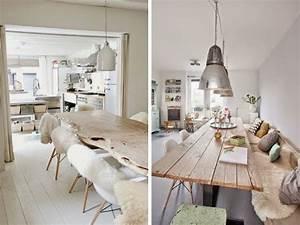 Déco Scandinave Blog : id es d co pour un salon style scandinave made in meubles ~ Melissatoandfro.com Idées de Décoration