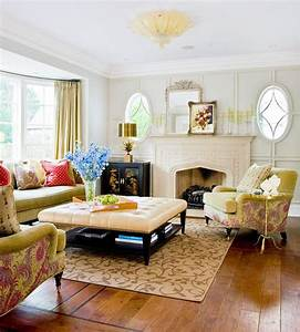 2013, Traditional, Living, Room, Decorating, Ideas, From, Bhg