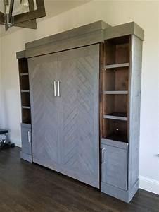 Handmade, Custom, Murphy, Bed, Design, By, Royals, Remodeling, U0026, Design, Company