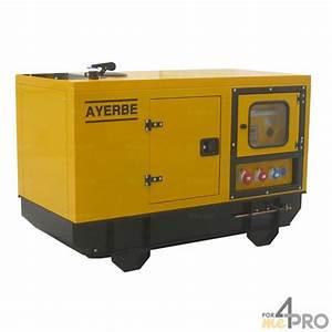 Groupe Electrogene 10 Kw : groupe lectrog ne diesel insonoris ay 1500 mn 8 kw ~ Premium-room.com Idées de Décoration