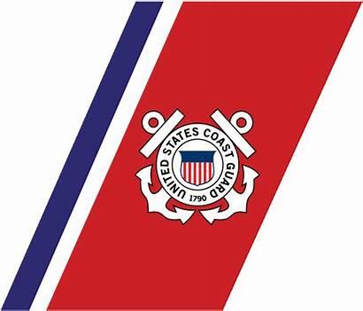 Guard Coast Semper John Paratus Stainless Crystal