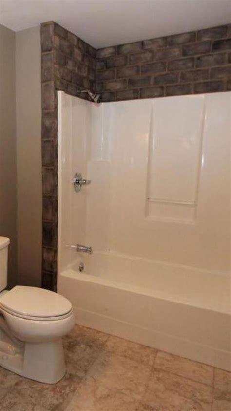 tile  fiberglass tub surround