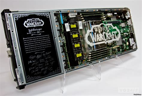 WoW charity auction for EU server hardware enters final ...