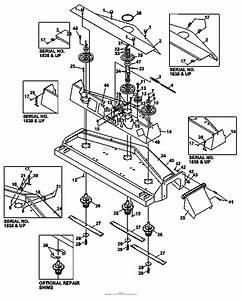 31 Bobcat Mower Parts Diagram