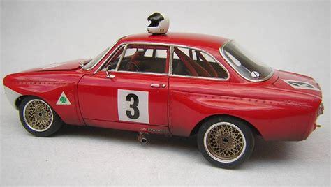 Alfa Romeo Tamiya 124 Scale