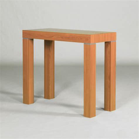 Tavoli Da Ingresso - mobile consolle ciliegio da ingresso allungabile in tavolo