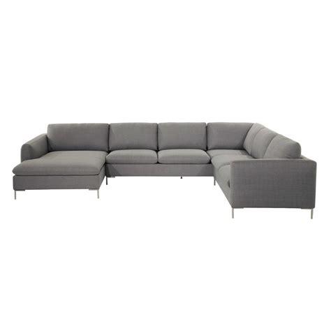 canapé tissu moderne canapé d angle moderne tissu urbantrott com