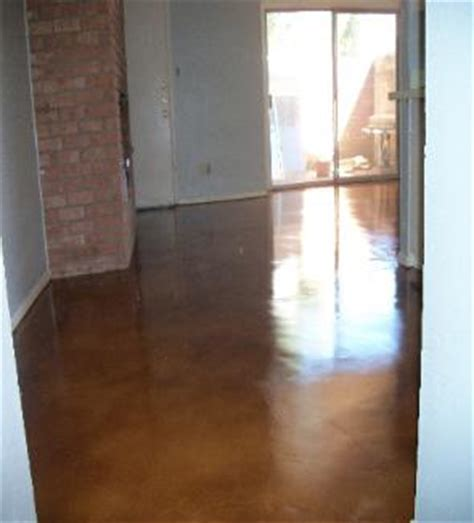 Acid concrete Staining,overlay & commercial Epoxy Gallery