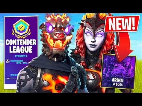 fortnite ranked arena mode gameplay pro fortnite