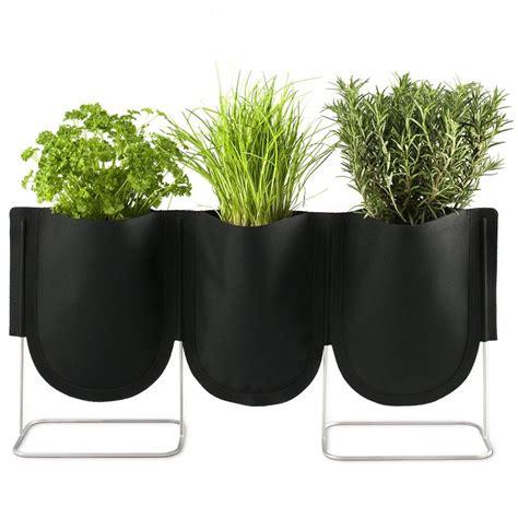 pots cuisine d馗oration mur mont 233 aucun tiss 233 accroch 233 verticale plantes pot de