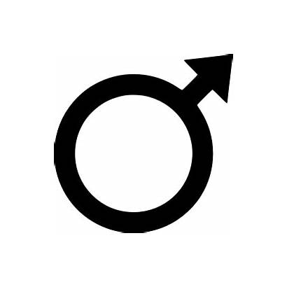 Male Symbol Gender Icon Icons Signs Assorted