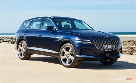 Maybe you would like to learn more about one of these? 2021 Genesis GV80 review - Australian launch (video ...