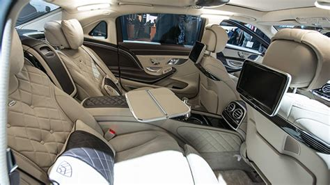 Mercedes-Benz To Take On Rolls Royce With Super S Class ...