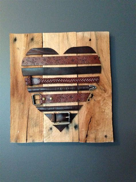 Leather Belts And Pallets   Ee  Year Ee   Wedding  Ee  Anniversary Ee
