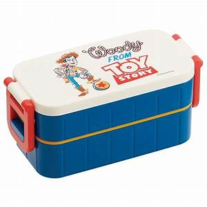 Disney Toy Story Woody, 2-Stage Lunch Box (600ml)