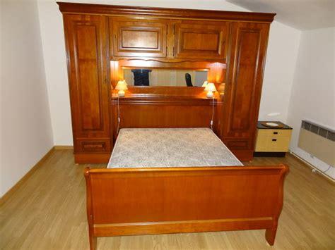 chambre a coucher en coin le bon coin armoire lit pont occasion avec photos