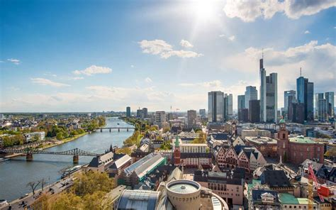 What To Do In Frankfurt, Germany