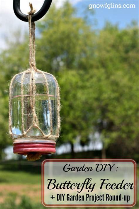 butterfly feeder diy garden diy make a butterfly feeder a diy garden project