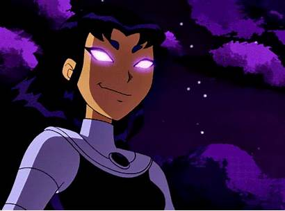 Blackfire Titans Teen Raven Fire Jinx Icons