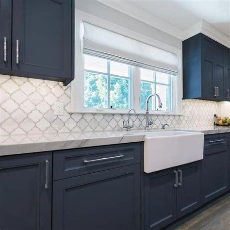 19+ Breathtaking Kitchen Cabinets Navy Blue