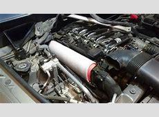 BMW X5 E70 Luftfilter wechseln YouTube