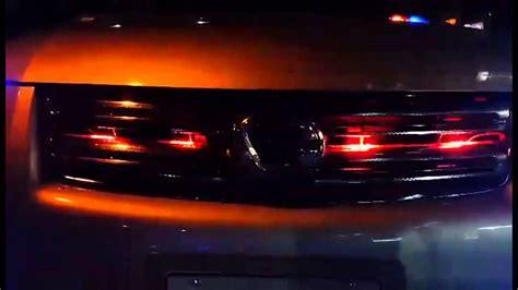 Knight Rider Scanner Lights Demonstration Youtube