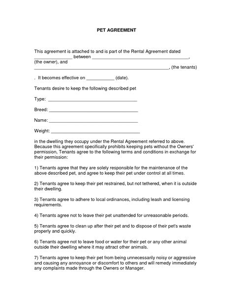 lease agreement letters free easy lease agreement to print free printable lease