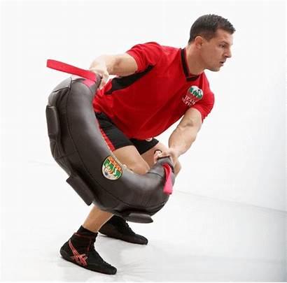 Bulgarian Bag Training Fitness Trainer Gadgets Fitnessgizmos