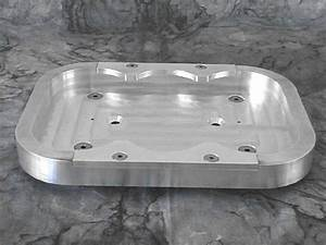 Billet Aluminum Battery Trays