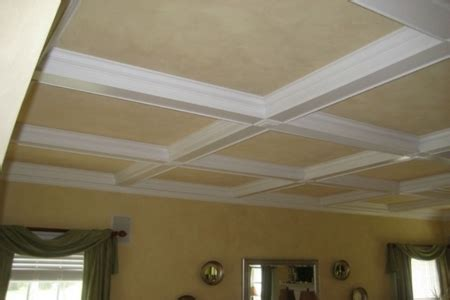 construct coffered ceilings doityourselfcom