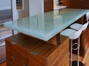 glass kitchen island glass kitchen countertops hgtv