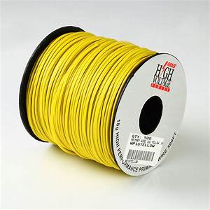 Primary Wire 18 Gauge Awg 500ft Spool Of Yellow