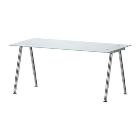 ikea bureau verre bureau bureaux et tables chaises de bureau et plus ikea